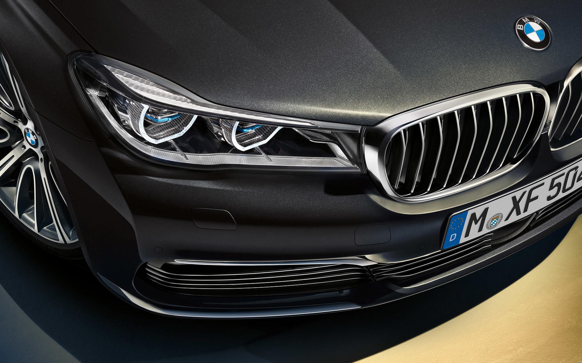 Der Neue BMW 7er IPerformance
